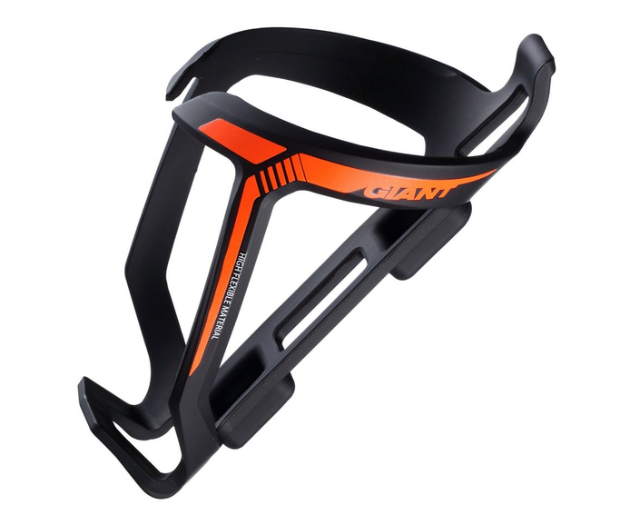 Black /& Red 1 or 2 cages Giant Proway Cycling Bike Water Bottle Cage
